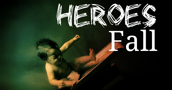 When Heroes Fall – affects of leadership failure