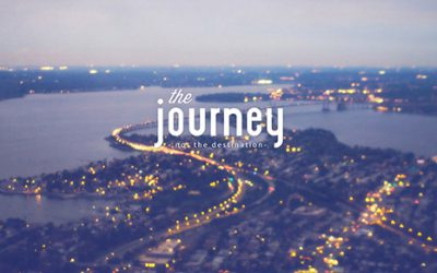 The journey so far- Enveloped in God's favour